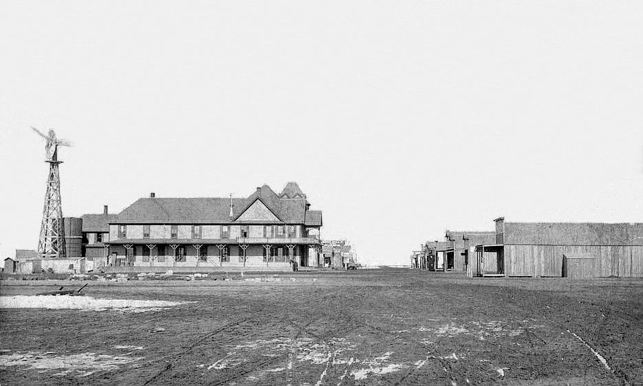 Amarillo Texas 1889 - Old Town Road: conheça as charmosas cidades dos EUA que lembram a música de Lil Nas X