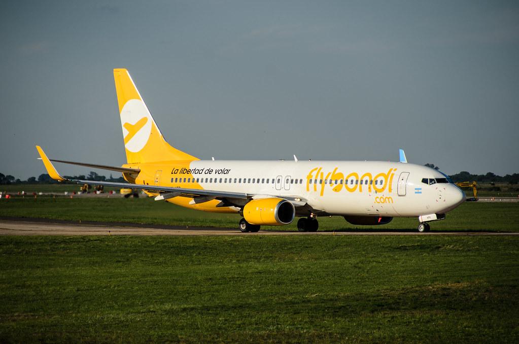 Flybondi low cost passagens baratas internacionais Brasil Argentina - Companhia aérea low cost Flybondi anuncia nova rota entre Argentina e Brasil