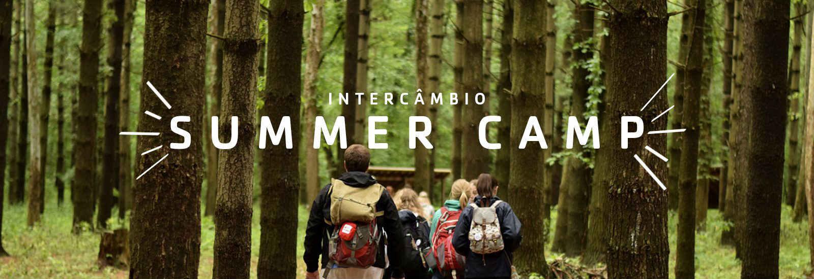 banner natureza esportes summer camp intercambio USA acampamento verao viagens jovens Belo horizonte ed - High School